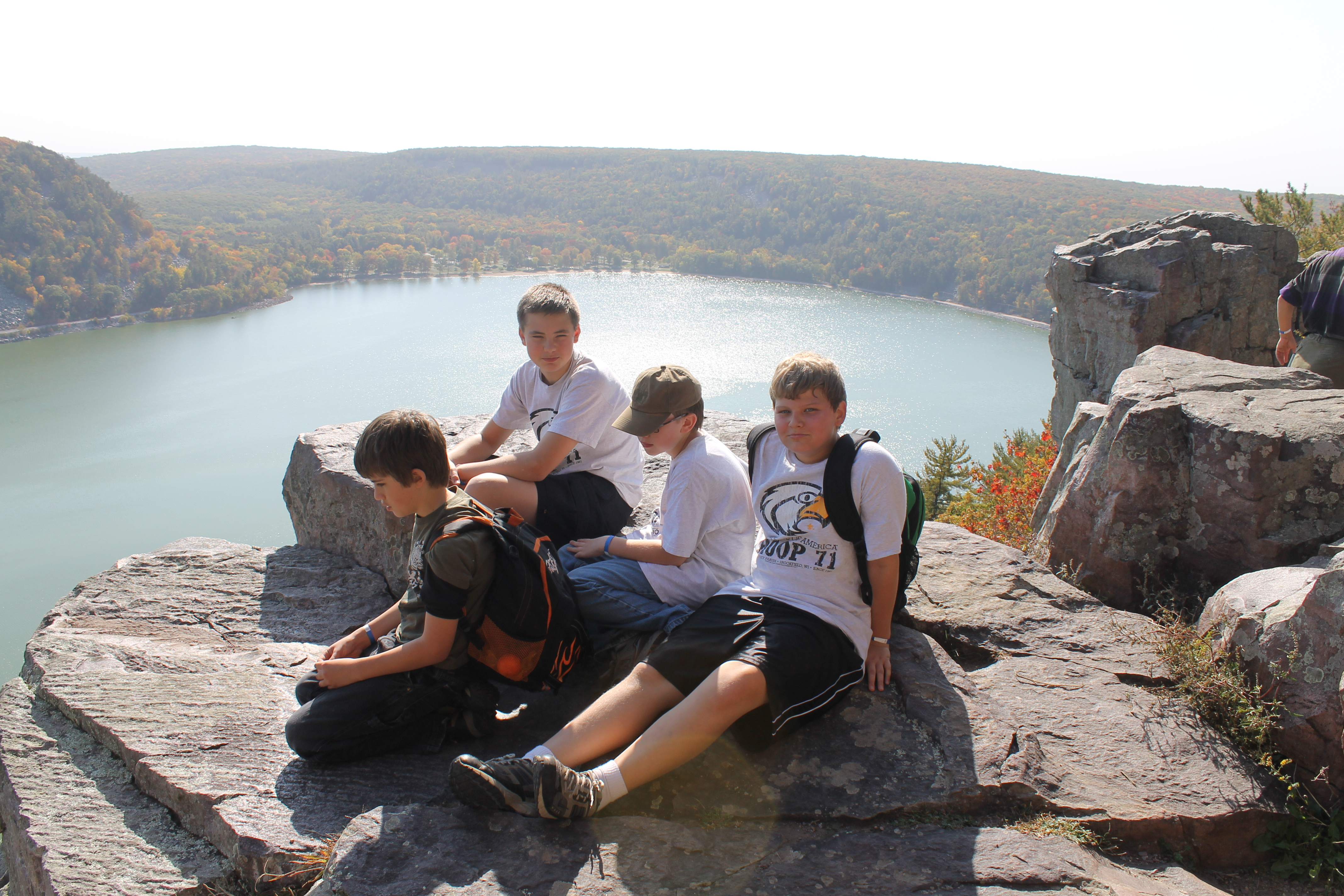 2012 DEVIL'S LAKE CAMPOUT